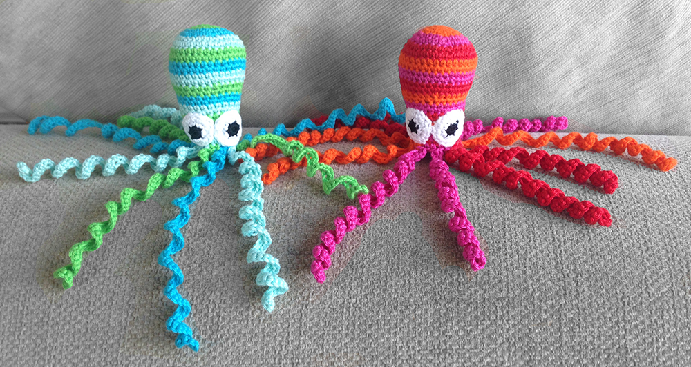 Octopus Rammelaars Lemineetje